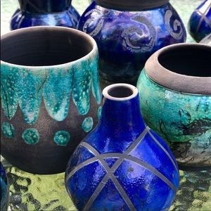 💙POTTERY from My STUDIO💙